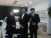 Soirée promotionnelle des vins ExportAsie chez Bentley Chine